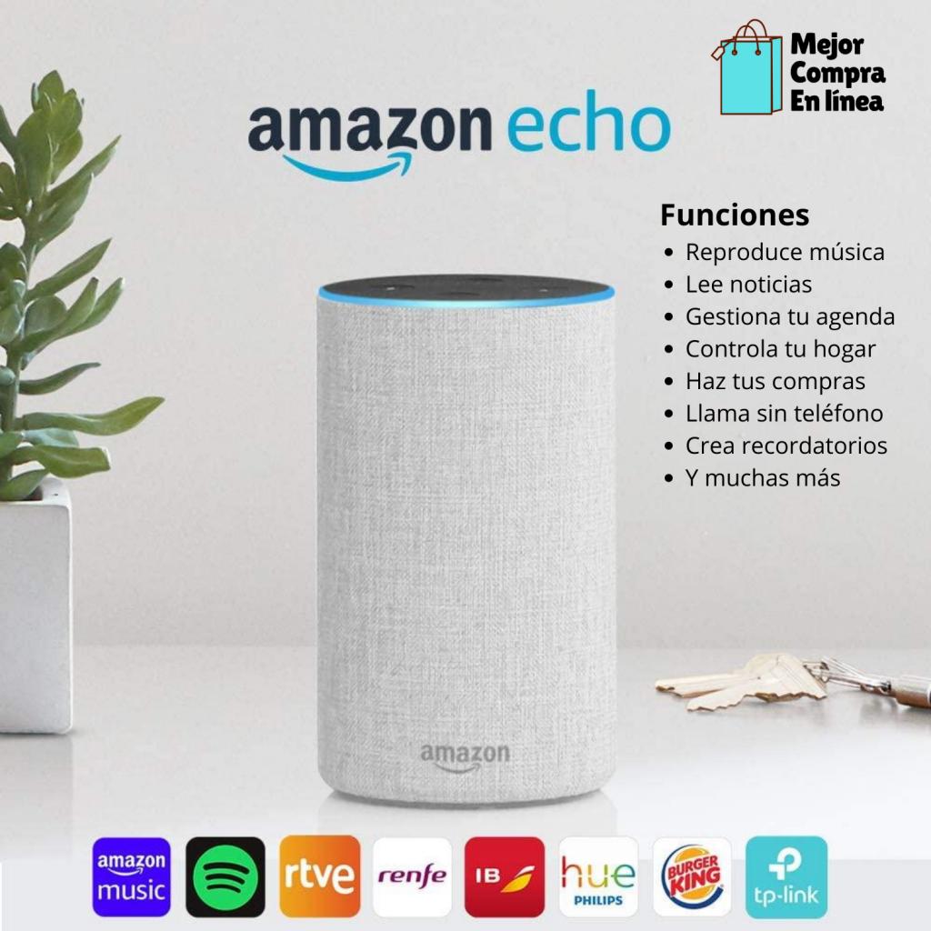 Comparativa entre los mejores asistente de voz Amazon Alexa