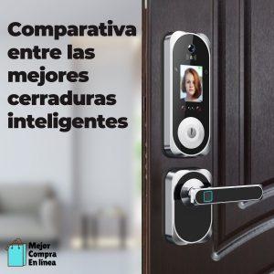 Comparativa cerraduras inteligentes