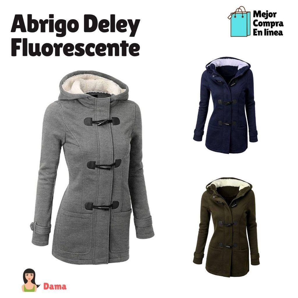 Abrigo Deley Fluorescente