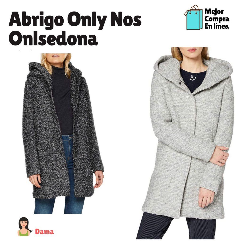 Abrigo Only Nos Onlsedona