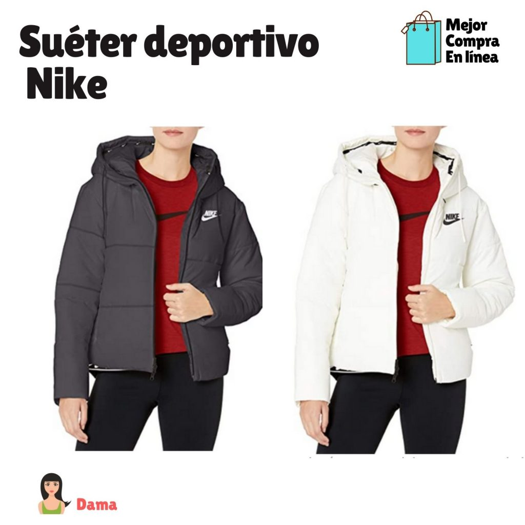 Suéter deportivo marca Nike