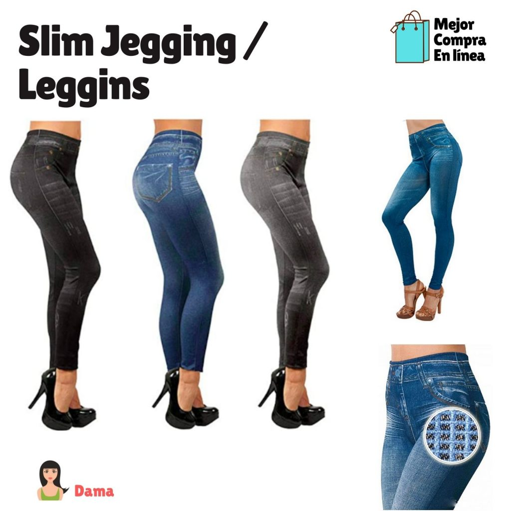 Mejores pantalones y leggings Leggins Slim