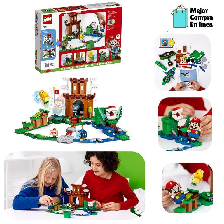 Mejor set de Lego Mario para niñas y niños