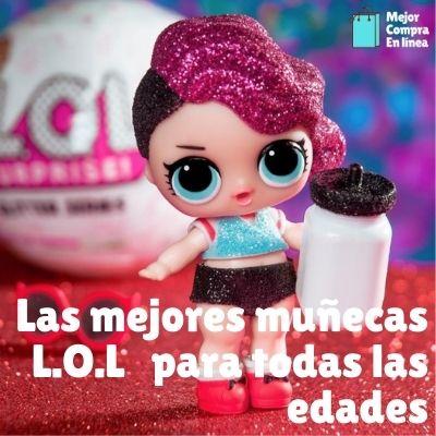 Muñecas LOL Doll todos los modelos