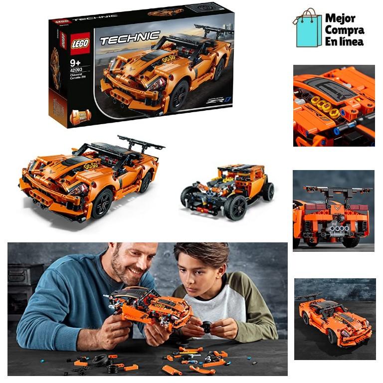 Mejor set de Lego Technic para niñas y niños