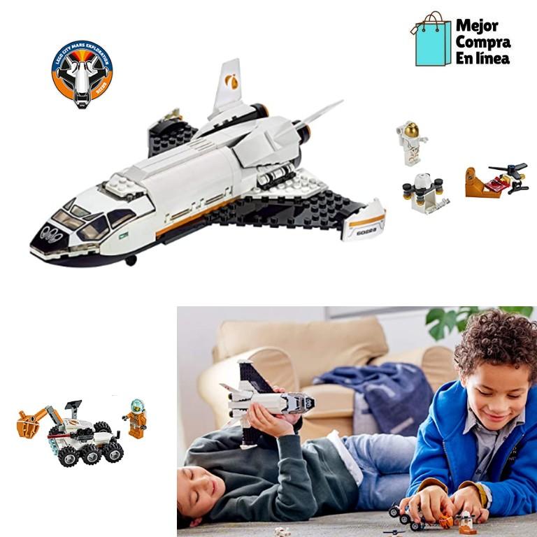 Mejor set de Lego Cityas para niñas y niños