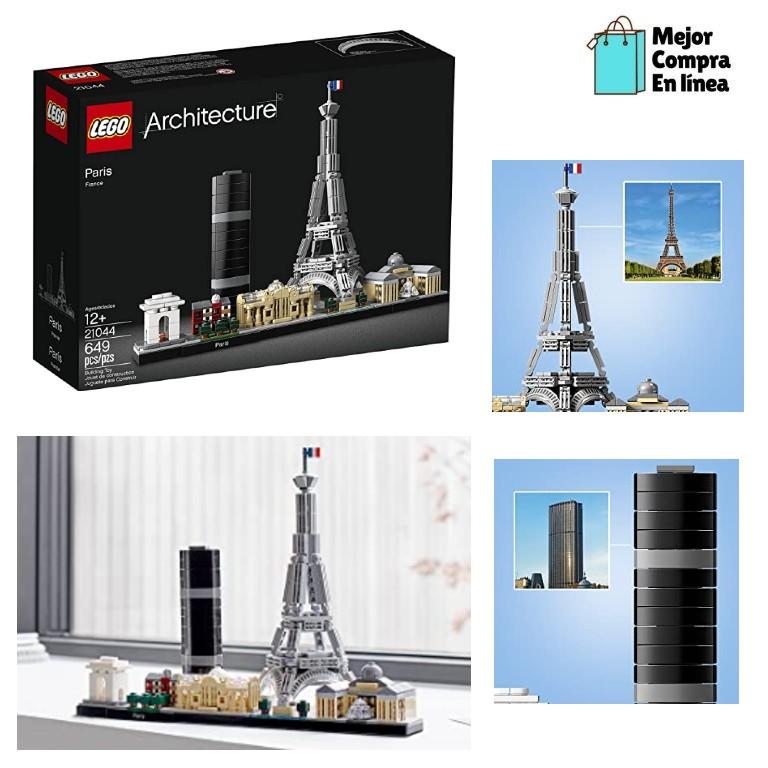 Mejor set de Lego Arquitecture para niñas y niños