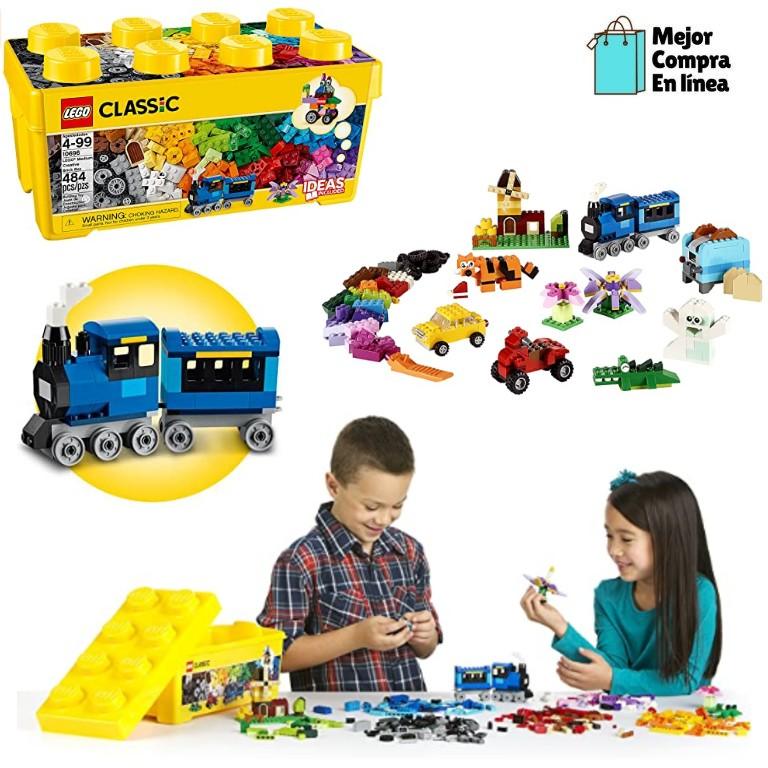Mejor set de Lego Ideas para niñas y niños