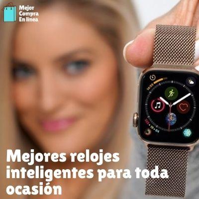 Best SmartWatch Reloj Inteligente