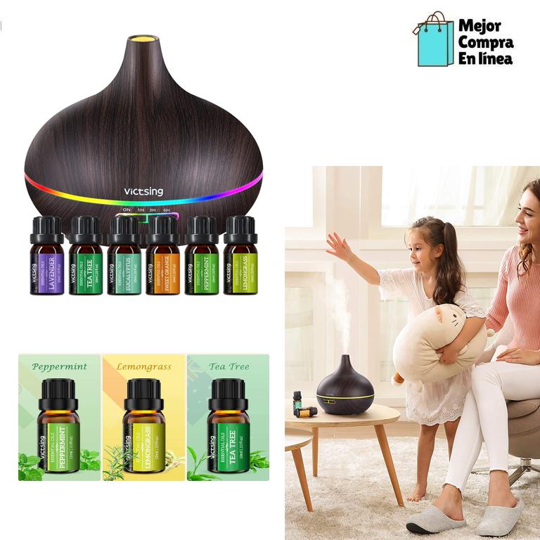trabajar en casa con aromaterapia